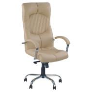 Кресло руководителя НОВЫЙ СТИЛЬ Germes Steel Chrome SP-J