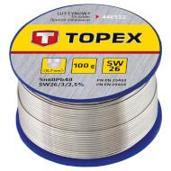 Припой TOPEX 44E512