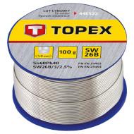 Припой TOPEX 44E522