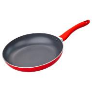 Сковорода CON BRIO CB-2814 Pfluon Red 28см