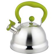 Чайник CON BRIO CB-411 Green 2.7л
