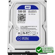 """Жёсткий диск 3.5"""" WD Blue 500GB SATA/32MB (WD5000AZLX)"""