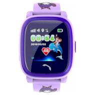 Часы-телефон детские GOGPS K25 Purple