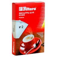 Набор фильтров для капельной кофеварки FILTERO Premium №2