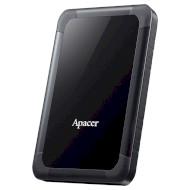 Портативный жёсткий диск APACER AC532 2TB USB3.1 Black (AP2TBAC532B-1)