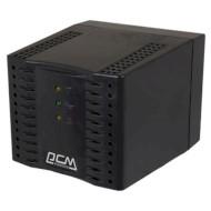 Стабілізатор напруги POWERCOM TCA-1200 Black