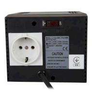 Стабилизатор напряжения POWERCOM TCA-600 Black