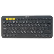Клавіатура бездротова LOGITECH K380 Multi-Device (920-007558/920-007584)