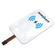 Модуль-приёмник беспроводной зарядки MINIBATT Qi Wireless Card Lightning (MB-CARD-LIGHT)