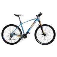 "Велосипед TRINX Big 7 B700 Matt Blue/Orange/Blue 27.5"""