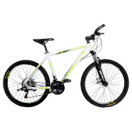 "Велосипед TRINX Striker K036 White/Black/Green 26"""