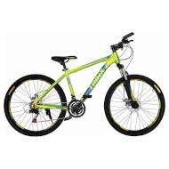 """Велосипед TRINX Striker K036 Matte Green/Blue 26"""""""