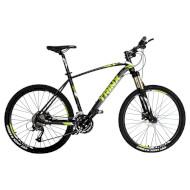 "Велосипед TRINX X-treme X1 Matte Black/Green/White 26"""