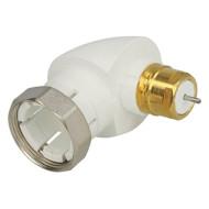 Адаптер угловой для термостатических головок DANFOSS 013G1360