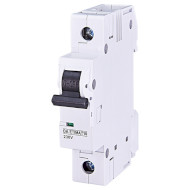 Выключатель автоматический ETI DA ETIMAT 10 230V AC/DC (2159301)