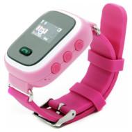 Часы-телефон детские GOGPS K11 Pink