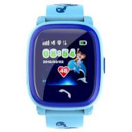 Часы-телефон детские GOGPS K25 Blue