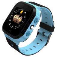 Часы-телефон детские GOGPS K12 Blue