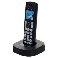 DECT телефон PANASONIC KX-TGC310 Black