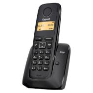 DECT телефон GIGASET A120 Black