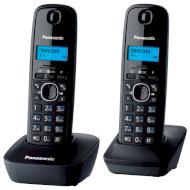 DECT телефон PANASONIC KX-TG1612 Gray