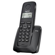 DECT телефон GIGASET A116 Black