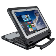 Защищённый ноутбук PANASONIC ToughBook CF-20 Black/Silver (CF-20A0205T9)