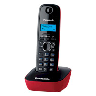 DECT телефон PANASONIC KX-TG1611 Red