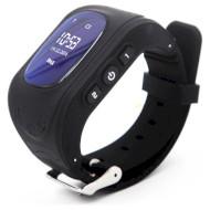 Часы-телефон детские GOGPS K50 Black