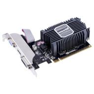 Видеокарта INNO3D GeForce GT 730 1GB DDR3 LP (N730-1SDV-D3BX)