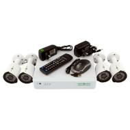 Комплект видеонаблюдения GREEN VISION GV-K-G02/04 (LP4957)
