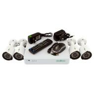 Комплект видеонаблюдения GREEN VISION GV-K-S13/04 (LP5525)