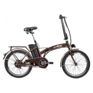 Электровелосипед MAXXTER Urban Brown