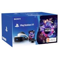 Шлем виртуальной реальности SONY PlayStation VR + PlayStation Camera + VR Worlds