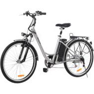Електровелосипед MAXXTER City Silver