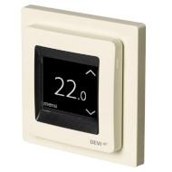 Сенсорний термогулятор програмований DEVI DEVIreg Touch Ivory (140F1078)