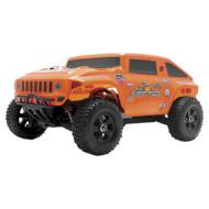Радіокерована машинка шорт-корс HIMOTO 1:18 Mini Hummer E18HM Orange 4WD