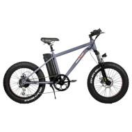 Электровелосипед MAXXTER Allroad Graphite