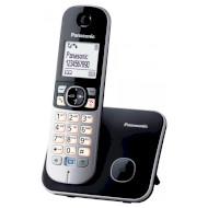 DECT телефон PANASONIC KX-TG6811 Black