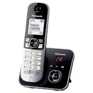 DECT телефон PANASONIC KX-TG6821 Black