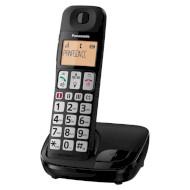 DECT телефон PANASONIC KX-TGE110 Black
