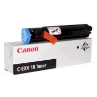 Тонер-картридж CANON C-EXV18 Black (0386B002)