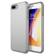 Чехол PATCHWORKS Chroma для iPhone 8 Plus/7 Plus Silver (PPCRA79)