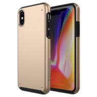 Чехол PATCHWORKS Chroma для iPhone X Champagne Gold (PPCRA85)