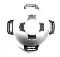 USB хаб GEMBIRD UHB-CT04