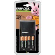 Зарядное устройство DURACELL CEF27 Advanced Charger + 2 x AA 1300 mAh + 2 x AAA 750 mAh (5001374)