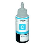 Чернила EPSON T6642 Cyan (C13T66424A)