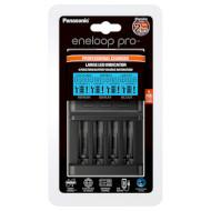 Зарядное устройство PANASONIC Eneloop Pro BQ-CC65 (BQ-CC65E)