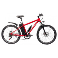 Электровелосипед MAXXTER MTB Red