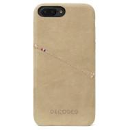 Чехол DECODED Back Cover для iPhone 8 Plus/7 Plus Sahara (D6IPO7PLBC3SA)